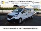 achat utilitaire Renault Trafic L2H1 1200 dCi 120 Cabine Approfondie Grand Confort E6 Renault Sainte-Geneviève-Des-Bois