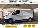 achat utilitaire Renault Trafic L1H1 1000 dCi 120 Grand Confort E6 Renault Montlhéry
