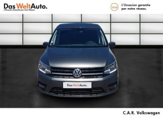 Volkswagen Caddy 2.0 TDI 102ch Business Line Plus DSG6 à vendre - Photo 2