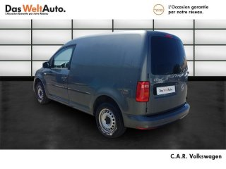 Volkswagen Caddy 2.0 TDI 102ch Business Line Plus DSG6 à vendre - Photo 5