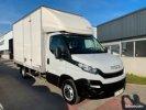 achat utilitaire Iveco Daily 35-14 22m3 hayon porte latérale COTIERE AUTO
