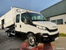 achat utilitaire Iveco Daily double cabine benne 7 places 35-13 COTIERE AUTO
