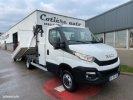 achat utilitaire Iveco Daily 35-17 polybenne coffre 24.000km COTIERE AUTO