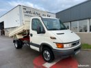 achat utilitaire Iveco Daily 35c9 benne 145.000km COTIERE AUTO