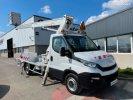 achat utilitaire Iveco Daily 35s13 nacelle Comilev COTIERE AUTO