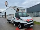 achat utilitaire Iveco Daily nacelle Time France 13m COTIERE AUTO