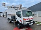 achat utilitaire Nissan Cabstar nacelle CTE 20m 85.000km COTIERE AUTO