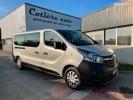 achat utilitaire Opel Vivaro l2h1 9 places 86.000km COTIERE AUTO
