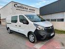 achat utilitaire Opel Vivaro l2h1 cabine approfondie 57.000km COTIERE AUTO