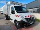 achat utilitaire Renault Master 2.3 dci 165cv rj3500 benne paysagiste 110000km COTIERE AUTO