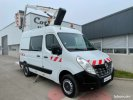 achat utilitaire Renault Master l1h2 nacelle Time France 53.000km COTIERE AUTO