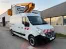achat utilitaire Renault Master l2h2 nacelle Time France COTIERE AUTO