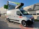 achat utilitaire Renault Master l2h2 nacelle Time France et38 14m COTIERE AUTO