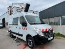 achat utilitaire Renault Master l1h2 nacelle Time France COTIERE AUTO