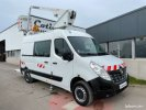 Annonce Renault Master l2h2 nacelle comilev 305h