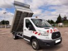 achat utilitaire Ford Transit CHASSIS CABINE P350 L2 2.0 TDCI 170 TREND CHANAS AUTO