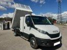 achat utilitaire Iveco Daily 35C14 BENNE + COFFRE 32000E HT CHANAS AUTO