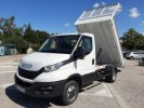achat utilitaire Iveco Daily 35C18H BENNE 34500E HT CHANAS AUTO
